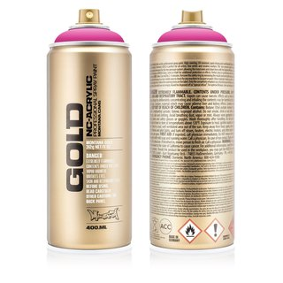 Montana GOLD 400ml Spraydose Color