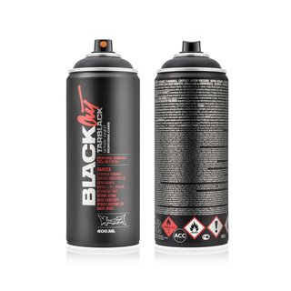 Montana BLACKOUT Tarblack 400ml Spraydose
