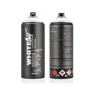 Montana WHITEOUT 400ml Spraydose