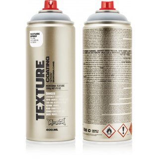 Montana TEXTURE 400ml Spraydose T8000 Grey