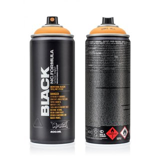 Montana BLACK 400ml Spraydose
