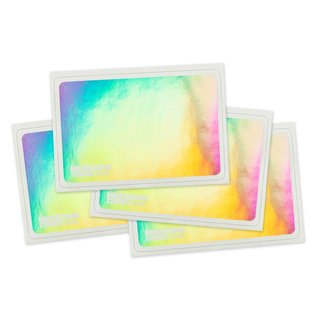 Montana Hologram Eggshell Sticker
