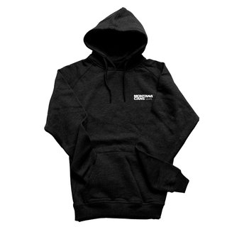 Montana Hoody Black/White
